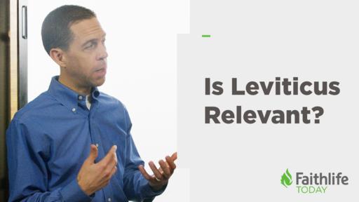 Should Christians Study Leviticus?