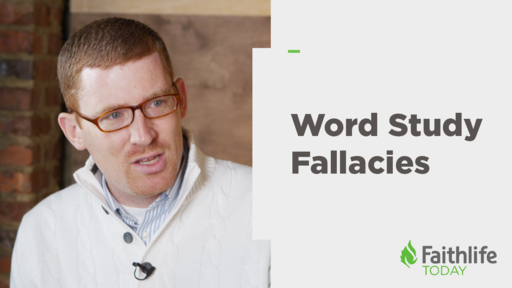 Dr. Mark Ward on Applying the Biblical Languages