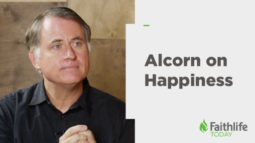 Randy Alcorn: Happiness