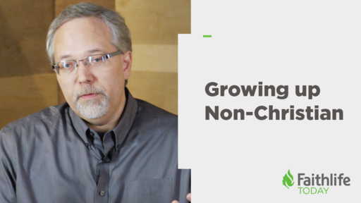 Growing Up Non-Christian
