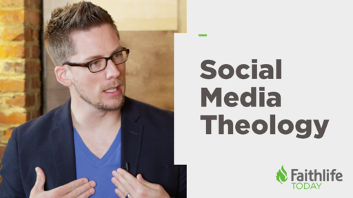 The Theology Behind Social Media Ministry