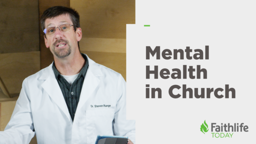How to Address Mental Health in Your Church