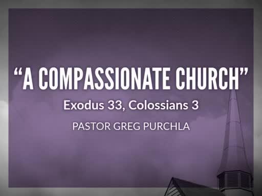 A Compassionate Church