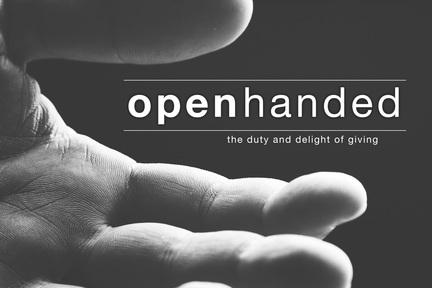Open Handed Part 2