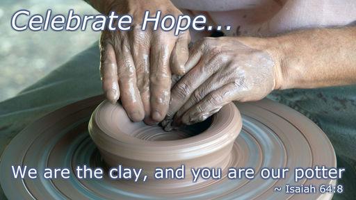 Advent 2017 - Hope, Love, Joy, Peace