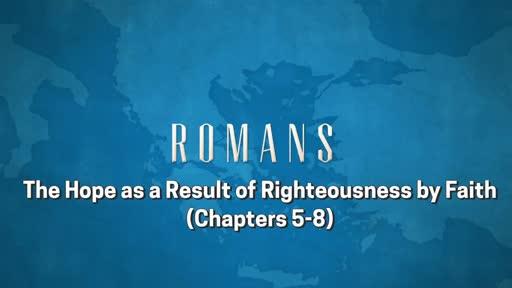 Romans: Session 11 (5:12-21)