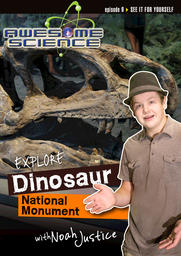 Explore Dinosaur National Monument