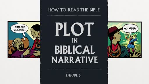 Plot in Biblical Narrative
