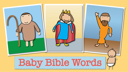 Baby Bible Words