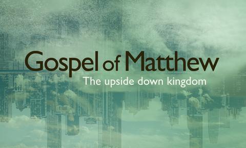 Matthew 8:18-22