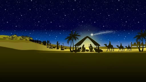 Christmas Eve (evening) - Unbreakable Peace (Family Celebration)