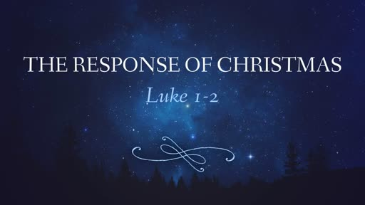 The Response of Christmas