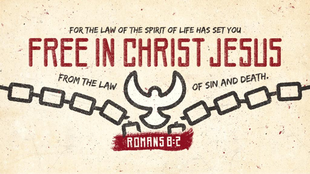 Romans 8:2 large preview