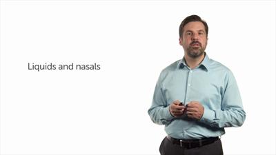 Nasals and Liquids