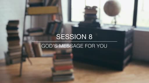 God's Message For You