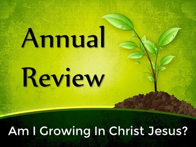 12/31/2017  Annual Review (Starts at about 4 minute mark)