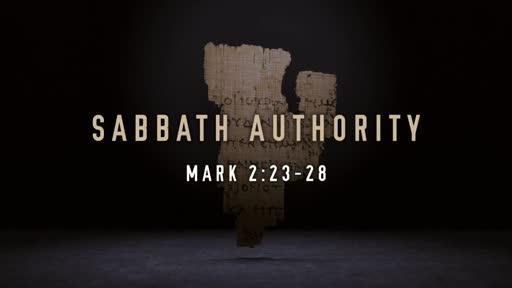Sabbath Authority