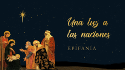 A Light to the Nations una luz las naciones 16x9 PowerPoint Photoshop image