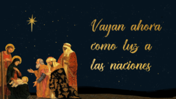 A Light to the Nations vayan ahora como luz las naciones 16x9 PowerPoint Photoshop image