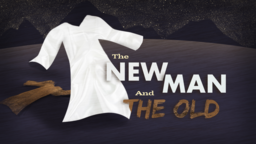 The New Man And Old 16x9 PowerPoint Photoshop image