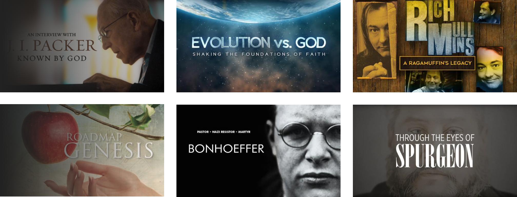 Faithlife TV documentaries