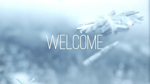 Winter Snow - Welcome