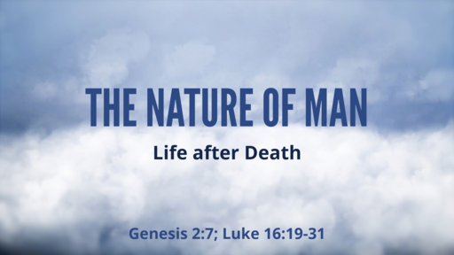 The Nature of Man