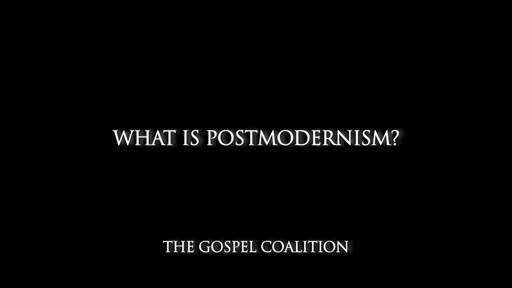 Bill Kynes - What Is Postmodernism?