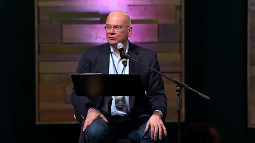 Tim Keller - 'Preaching to the Heart'