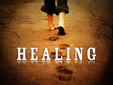 Healing Service January 5, 2018