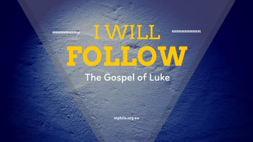 Luke 4-5 The King Calls - 7 January 2017 (pm)