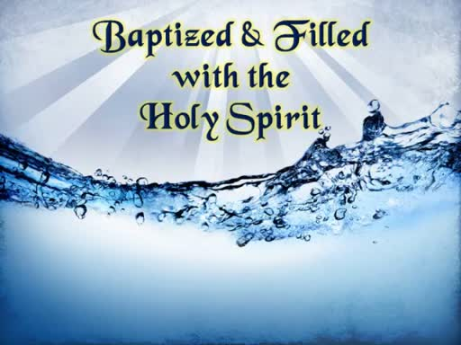 01-07-18 Baptized and Filled