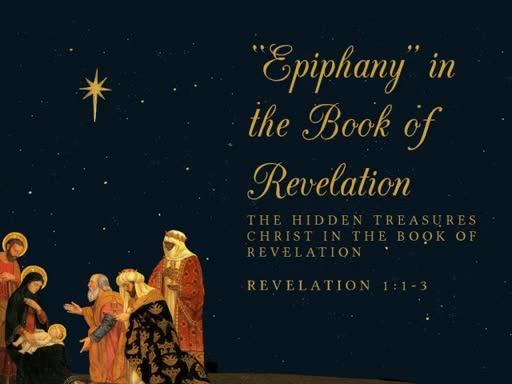 """Epiphany"" in the Book of Revelation"