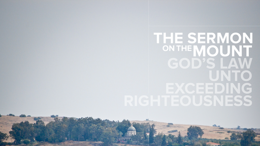 EXCEEDING RIGHTEOUSNESS