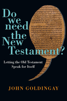 Letting Product Speak For Itself >> Do We Need The New Testament Letting The Old Testament Speak For