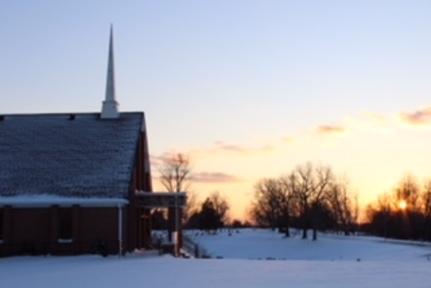 Snow day devotion