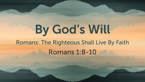 By God's Will