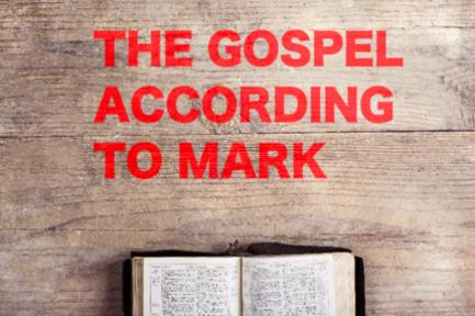 Mark 15: 20b - 32
