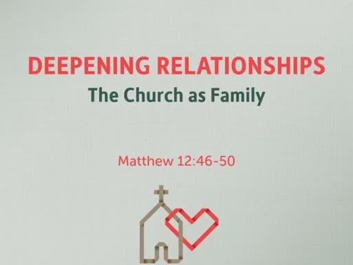 The Church as Family