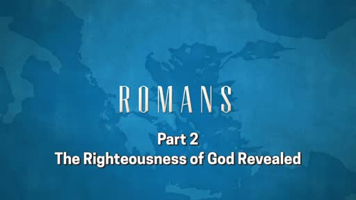 Romans - Part 2: Session 2 (8:18-39)