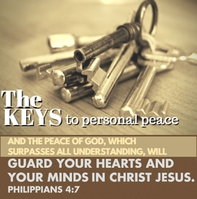 Your Action Plan for Personal Peace