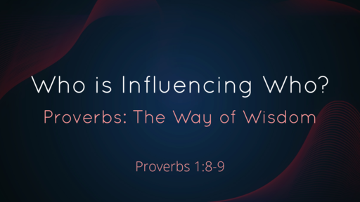 Who is Influencing Who?