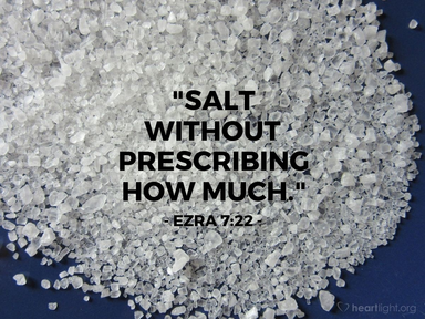 Abundance of Salt