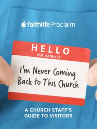 Get a free eBook on church attendance
