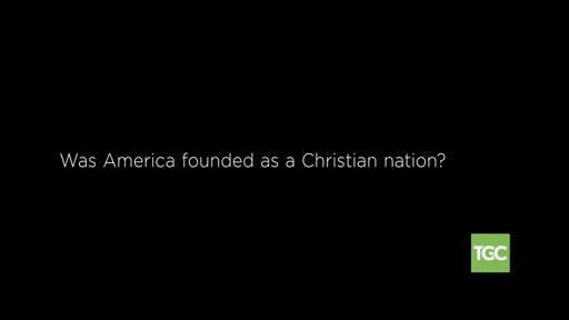 Russell Moore on Whether America Is a Christian Nation