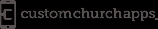 Custom Church Apps logo