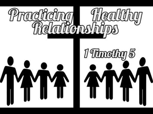 Practicing Healthy Relationships 2 4 18