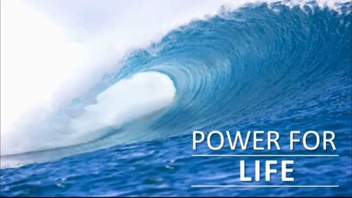 Power for Life - The source of power
