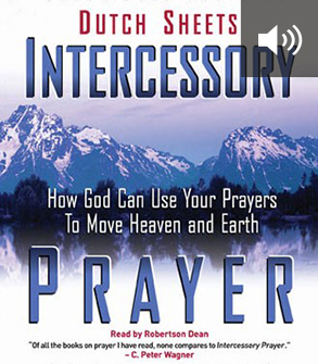 Intercessory Prayer (audio)