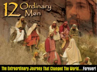12 Extaordinary Men